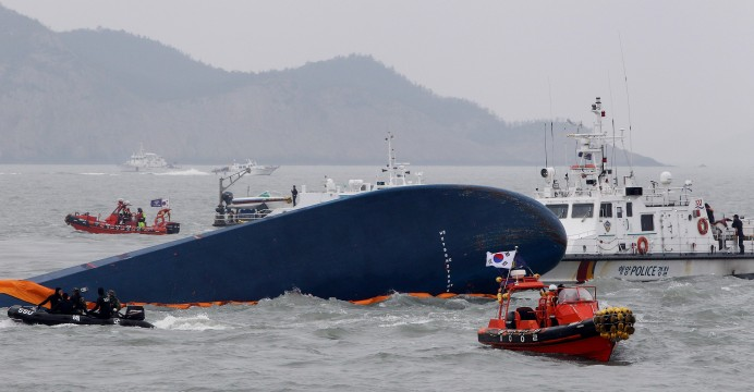 Dad texts teen who died in Korea ferry sinking, gets reply